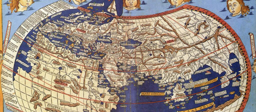 Europy niemcy mapa kolonia Czas w